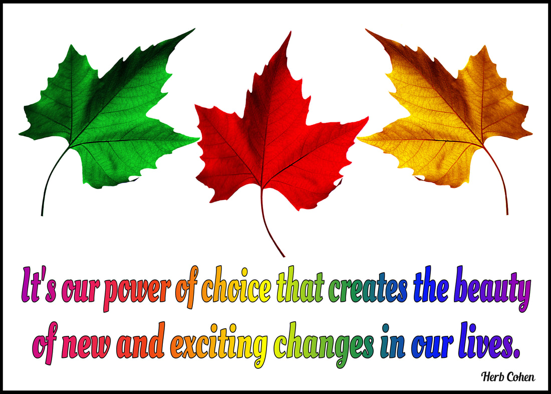 It's our power of choice that creates the beautiful and exciting changes in our lives Change is the beauty of new and bright beginnings our daily choices that create our positive changes everyone has a choice of direction for it's the power of our positive feelings that inspires our passion and determination towards achieving the life we truly desire monument of empowerment life is a series of choices that provides us with daily opportunities to unite with others and create positive environments for Happiness, Success, Love, Harmony, and Peace in our world for ourselves and others to enjoy choices everyone has a choice of direction for it's our passion and determination that guides us and inspires us towards the positive life we truly desire choosing to create feelings of positivity in our world our life is a series of choices that provides us with daily opportunities to unite with others towards creating positive environments of happiness success love harmony peace our world for all to enjoy our power  choice everyone choice of direction for it's the strength of our Positivity that overpowers the pain of negativity power of choice montage we are all unique and special individuals who deserve to experience the riches of happiness success love harmony and peace in our lives we may not be able to control every situation in our life but we can choose to control our attitude and actions towards those situations everyone universe of importance choice of direction we may not be able to control every situation in our life but we can choose to control our attitude and actions towards those situations