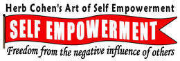 Self empowerment the freedom from the negative influence of others