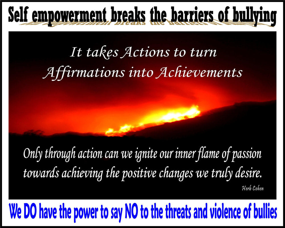 It takes Actions to turn Affirmations into Achievements.  Only through action can we ignite our inner flame of passion towards achieving the positive changes we truly desire  words can inspire but actions change lives